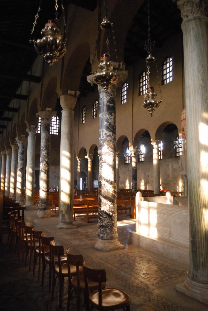Basilika St. Eufemia in Grado, Italien