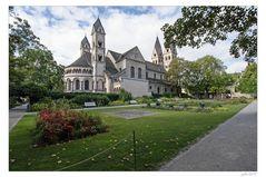 Basilika St. Kastor in Koblenz...