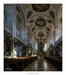 """Basilika St. Peter - Dillingen  """" Gott zu Gefallen... """""""