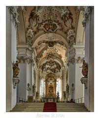 """Basilika St. Vitus (Ellwangen) """" Gott zu Gefallen... """""""