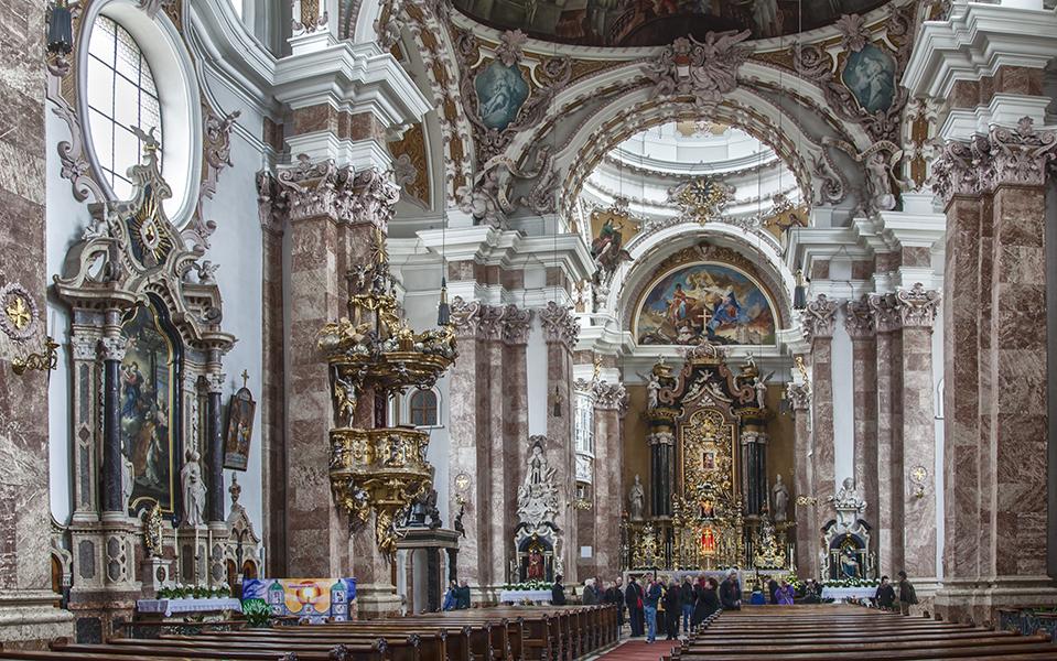 Basilika Stift Wilten