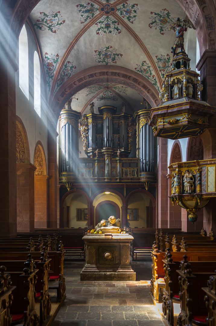 Basilika von Kloster Steinfeld