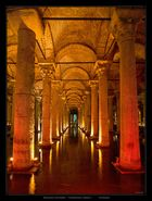 Basilika Zisterne in Istanbul