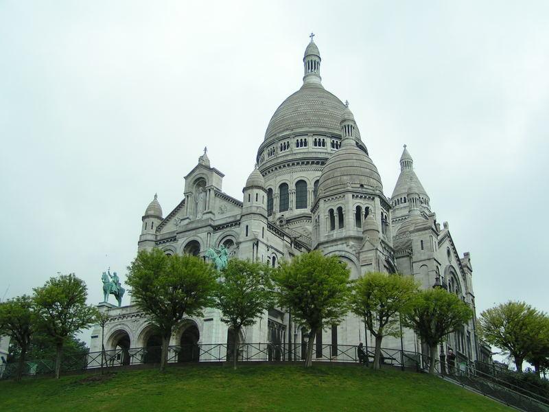 Basilique du Sacre coeur de Montmartre - Paris