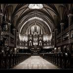 Basilique Notre Dame Montreal 2
