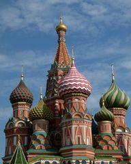 Basilius Kathedrale -Moskau