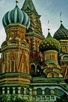 Basiliuskathedrale in Moskau am Roten Platz