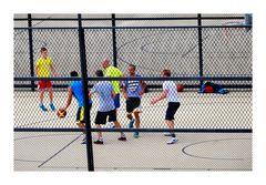 Basketball...