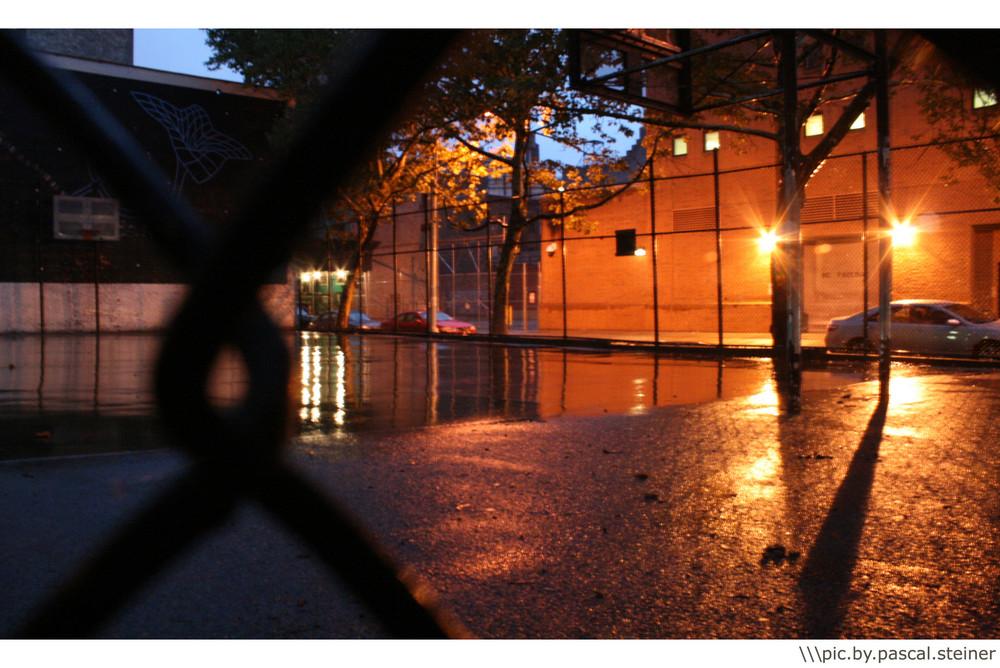 'basketball-court in n.y.c.'