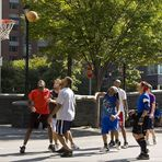 Basketball in New York