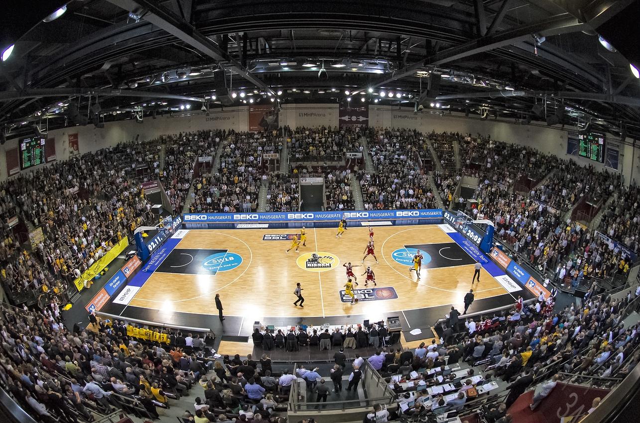 Basketball Ludwigsburg 1
