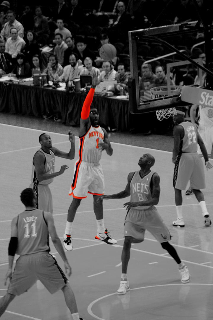 Basketball Madison Square Garden - New York 2010