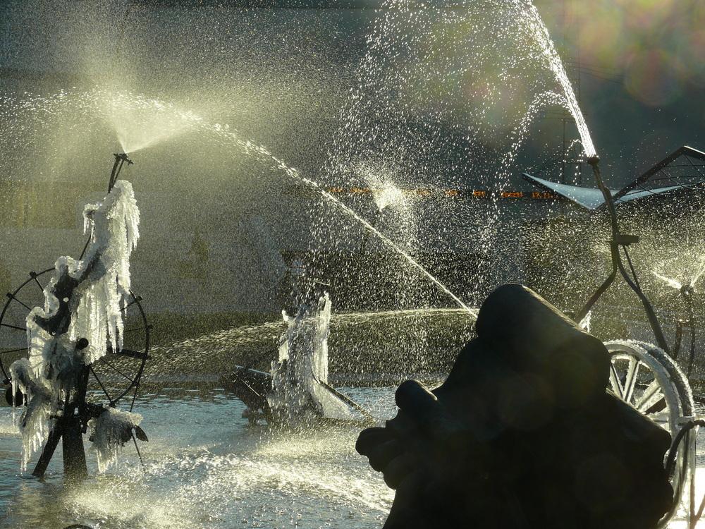 Basler Brunnen 5