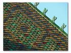 Basler Münster - Dachdetail