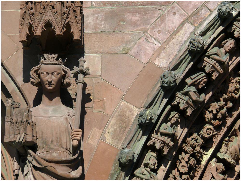 Basler Münster - Detail 3