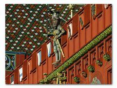 Basler Rathaus - Detail 9
