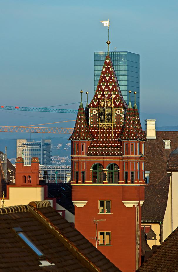 Basler Rathausturm