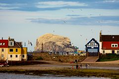 Bass Rock from North Berwick