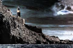 Bass Rock Leuchtturm