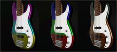Bass Serie 5v5 | E-Bass - Zebras ?