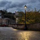 Bassano in Teverina, strada panoramica