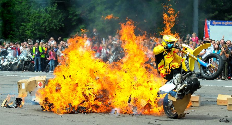 Bassarabia 2011 BikeShow