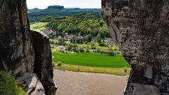 Bastei - Aussicht