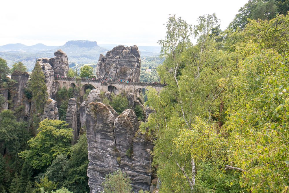 Bastei in Rathen