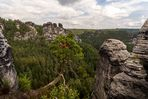 Bastei ... near Dresden, Germany