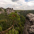Bastei ... near Dresden, Germany