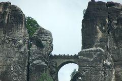 Basteibrücke in Rathen