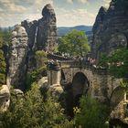 Basteibrücke_sächsische Schweiz