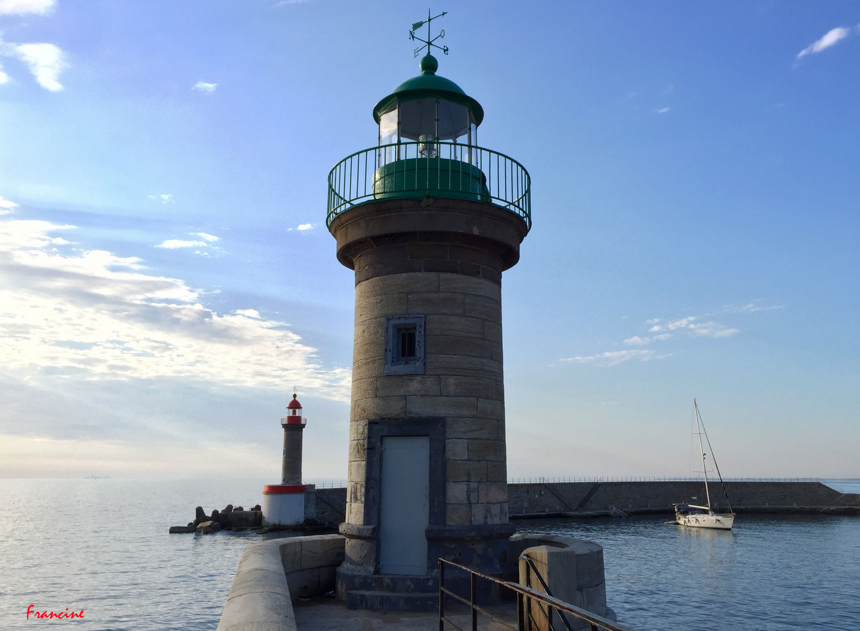 Bastia, les phares ...
