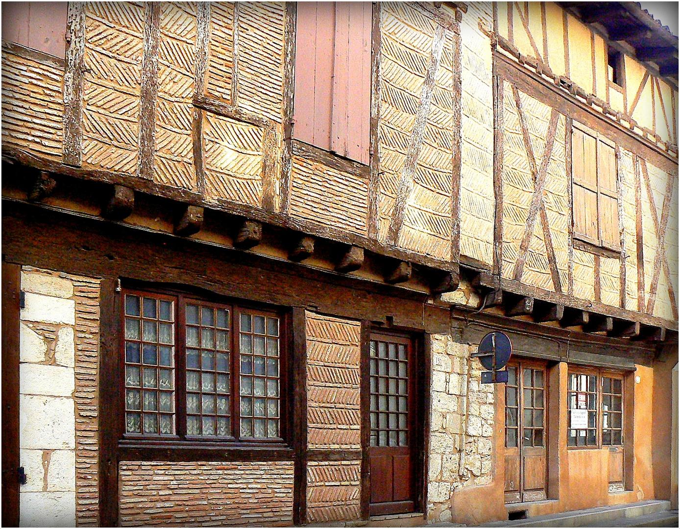 Bastide de Villeréal