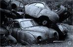 Bastnäs Oldtimer Autofriedhof - Bastnas Car Junkyard Graveyard