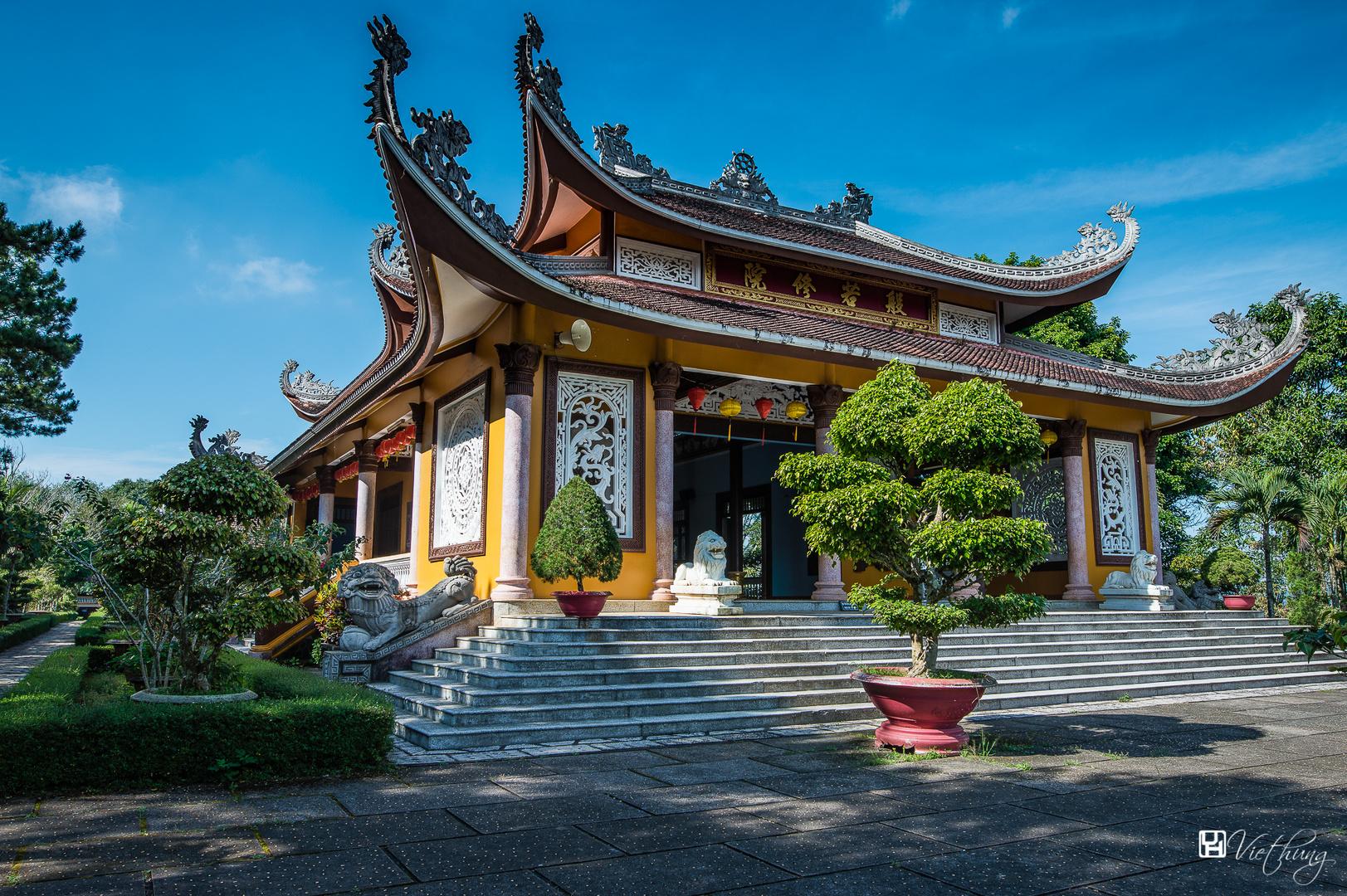 Bat Nha Pagoda