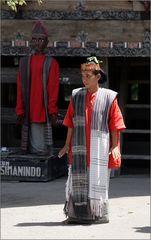batak dancer
