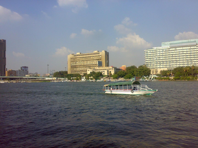 bateau au nil