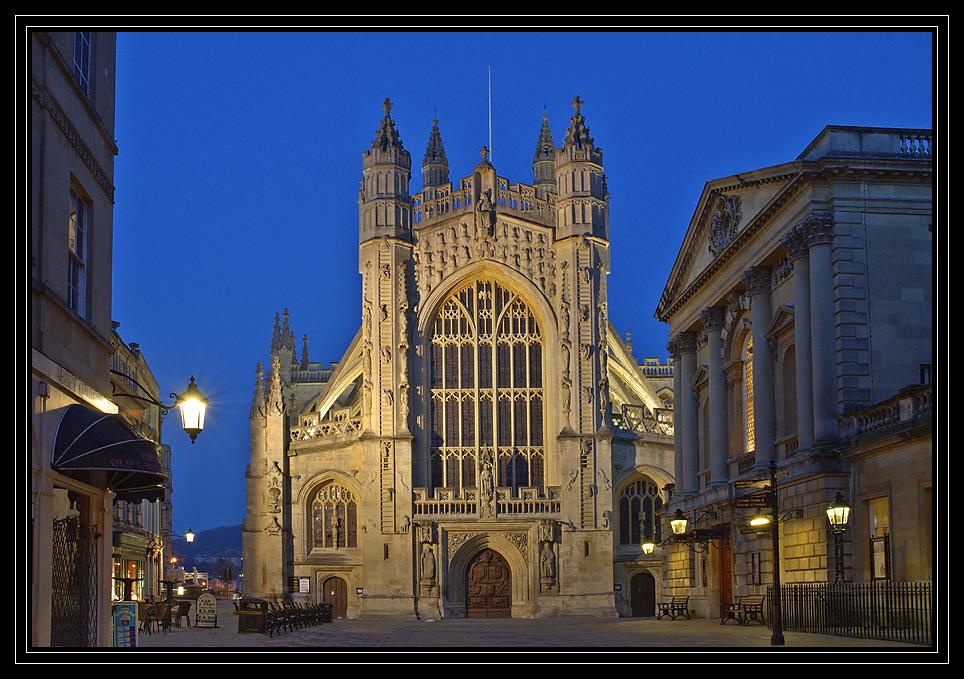 Bath Abbey & Roman Bath