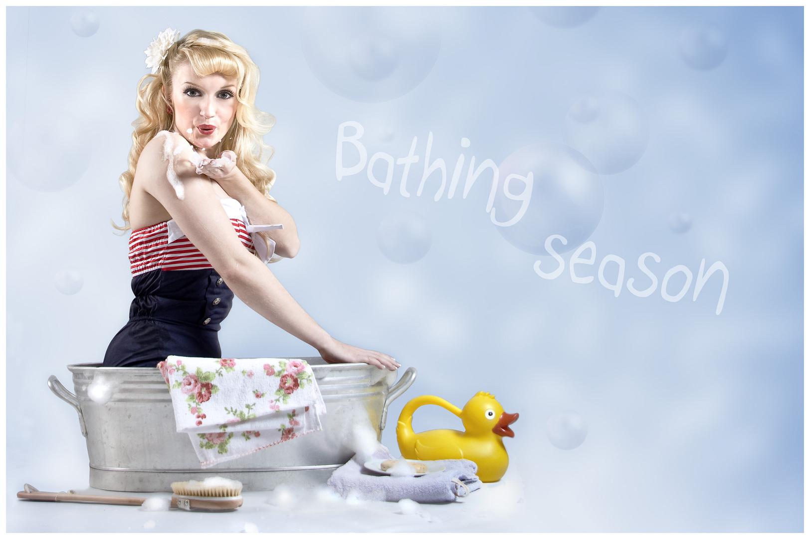 Bathing season
