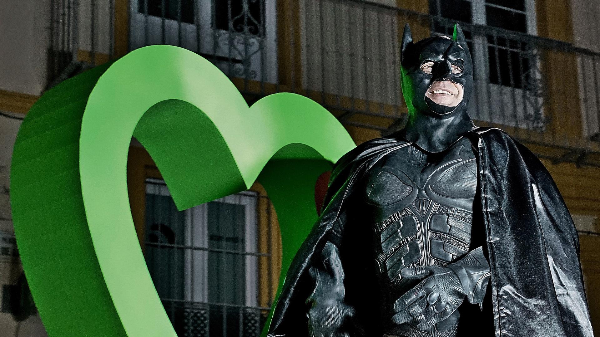 Batman, malo...malote