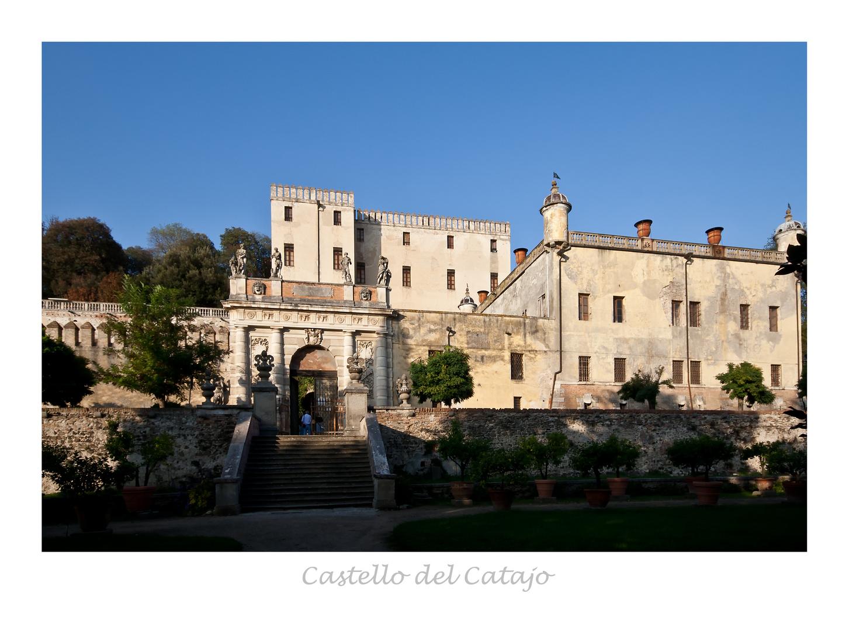 Battaglia Terme - Castello del Catajo