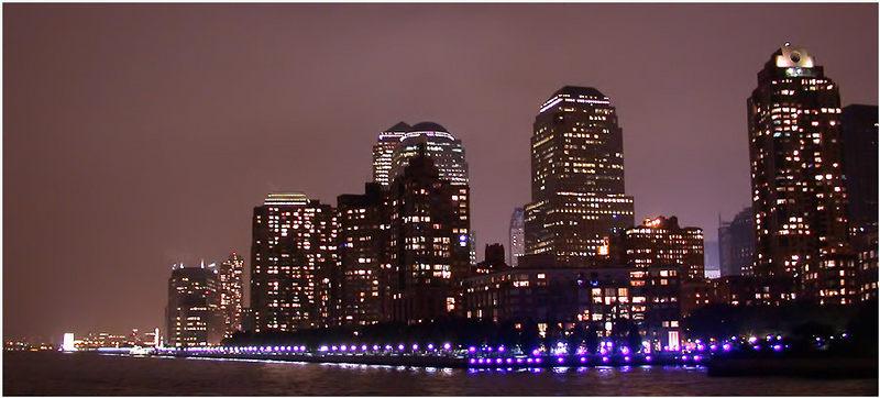 Battery Park City - Manhatten