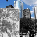 Battery Park - East Coast Memorial