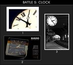 Battle 5: Clock