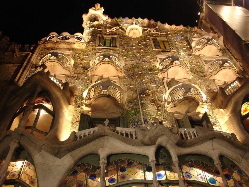 Battlò Building's Barcellona