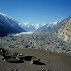 Batura - Gletscher