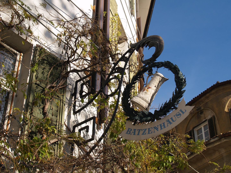 Batzenhausl (Ca' dei bezzi) a Bolzano