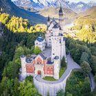 Bau ein Schloss wie ein Traum....