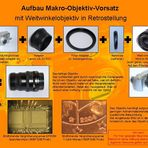 Bauanleitung Makro-Objektiv-Vorsatz